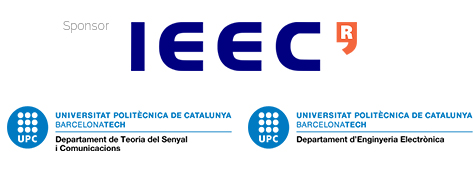 Logos of participating entities in 3Cat-1