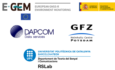 Logos of participating entities in 3Cat-2